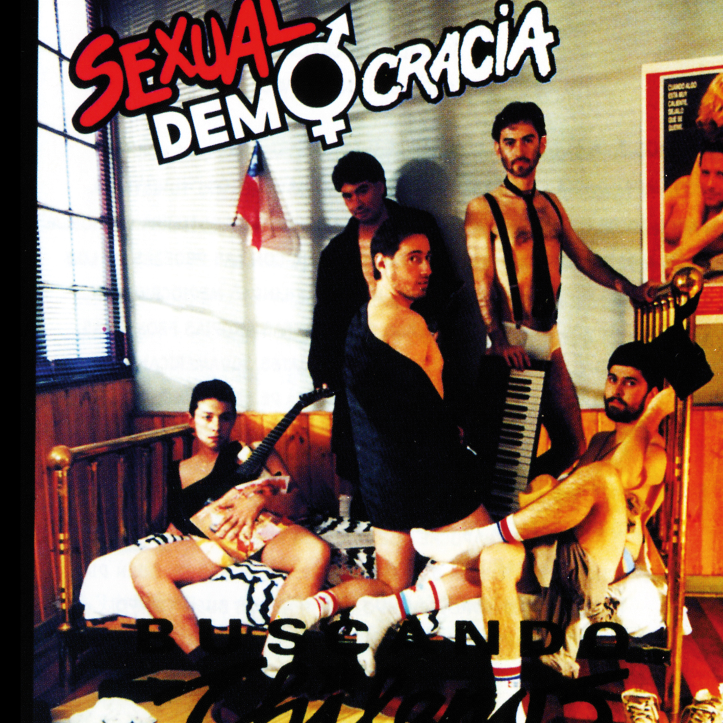 carátula sexual Democracia