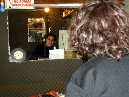 PRIETO en radio Placeres de Valparaíso